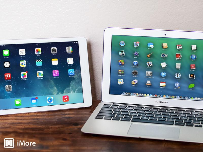 Would it be beneficial to buy a macbook and an ipad?