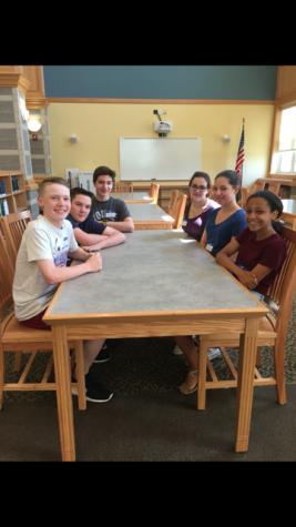 Berkley Middle School Students Visit SBRHS