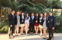 SBRHS Students Attend International Business Competition in California