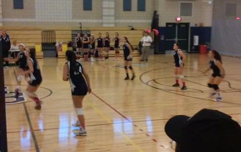 A Disappointing JV Defeat (Volleyball)