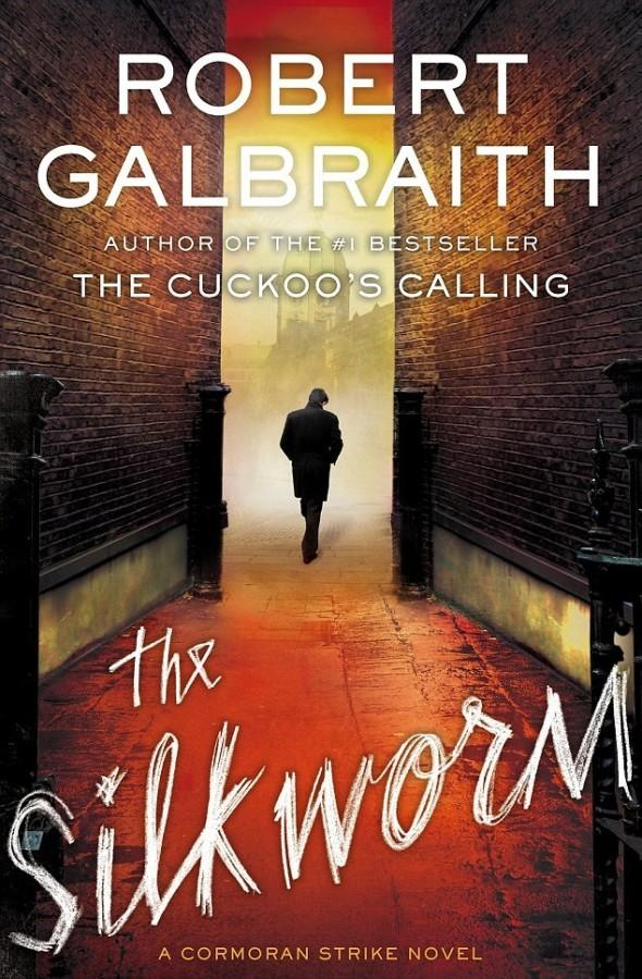 THE SILKWORM (Book Review)