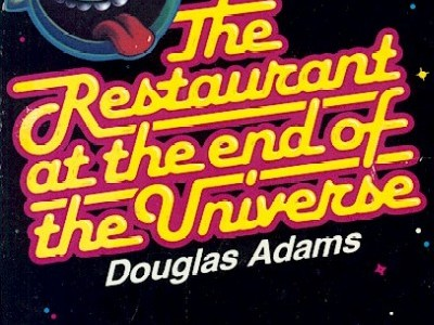 "YUM! ""The Restaurant at the End of the Universe"" Book Review"