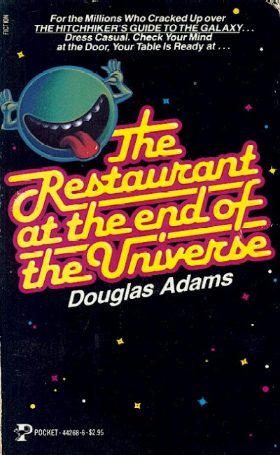 """YUM! """"The Restaurant at the End of the Universe"""" Book Review – The"""