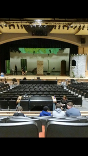 INTO THE WOODS (SBRHS Spring Drama Production)