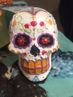 Day of the Dead Meets SBRHS