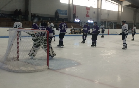Raiders Boy's Ice Hockey Team Ties Martha's Vineyard 3-3