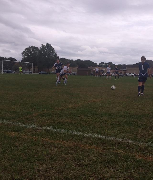 Lady Raiders Varsity Soccer Team Beats Seekonk 4-0