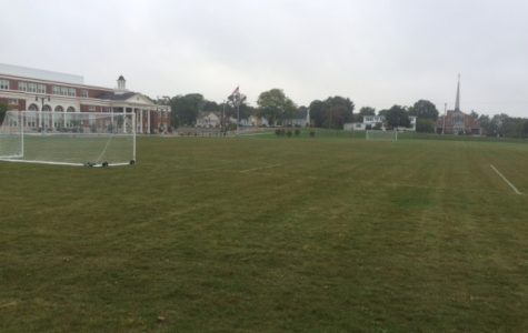 New Soccer Fields at SBRHS