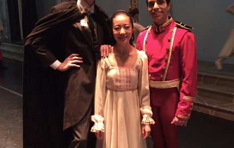 "SBRHS Junior Stars in Festival Ballet's ""The Nutcracker"""
