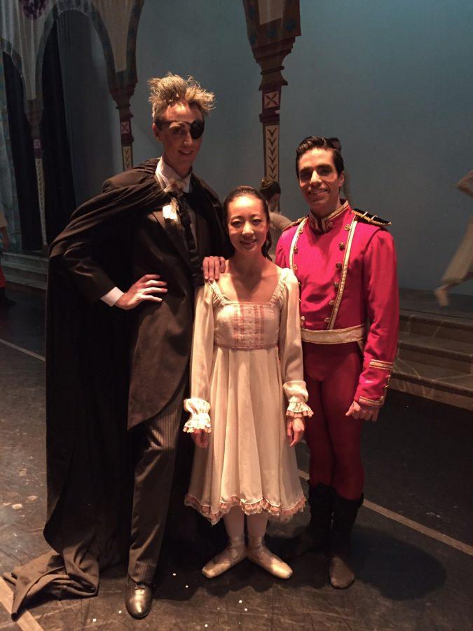 SBRHS Junior Stars in Festival Ballet's