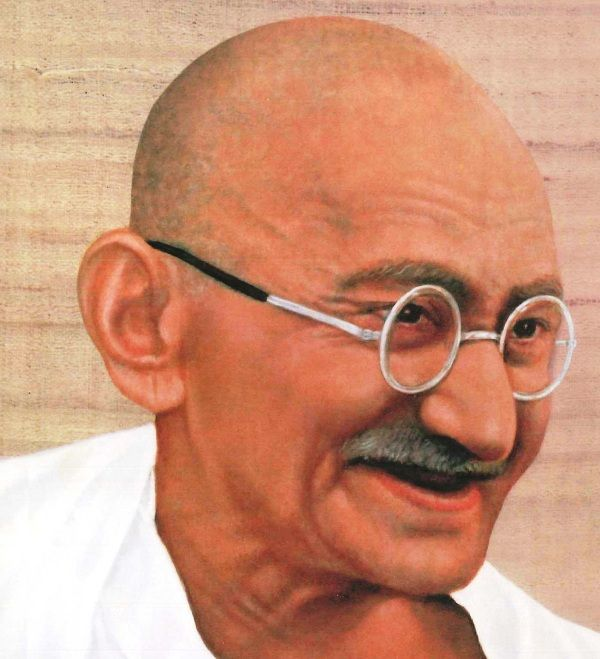 mahatma gandhi a great warrior Posted in: warriors & rebels  leo tolstoy and mahatma gandhi seemed  destined to cross each other's paths in the  in 1910, the year of the last  correspondence between these two great men, at the age of 82 in the lev.