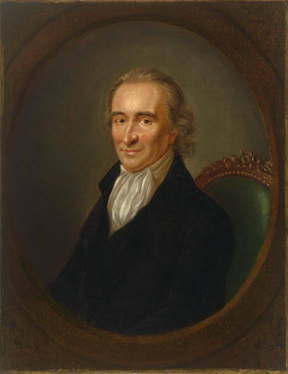 Thomas Paine: An Icon