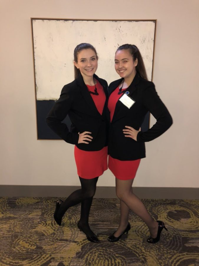 Inside the DECA Competition