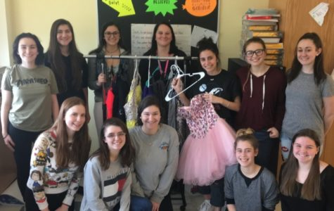 Girl Up Club at SBRHS Hosts Prom/Formal Dress Drive