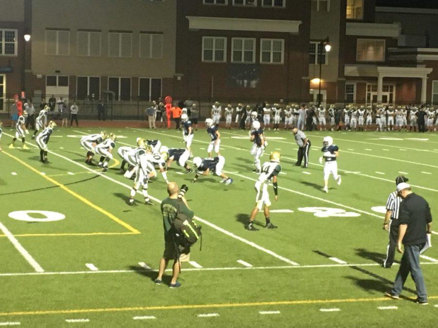 September 16 Football Game