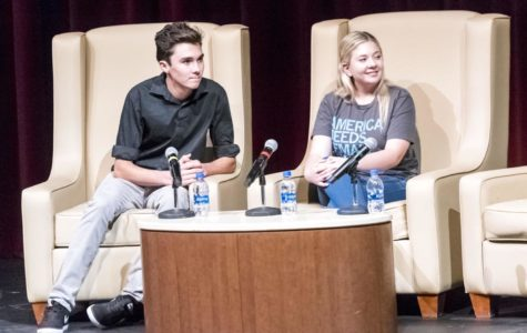 Parkland Survivors Speak at UMass Dartmouth