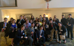 Somerset Berkley's DECA Teams Head to Boston