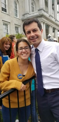 Meeting Mayor Pete